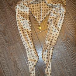 New scarf Louis Viton