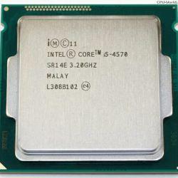 🌲 Procesor Intel Core i5-4570 Patru