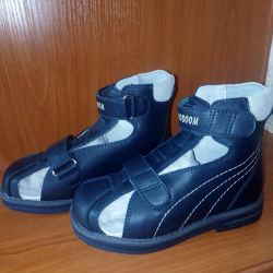 Yeni ortopedik sandalet
