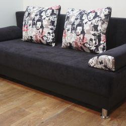 Yeni kanepe Livorno Lady Black