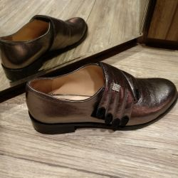 Ayakkabı metalik boyutu 36-37
