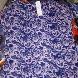 Chiffon blouse 44 size