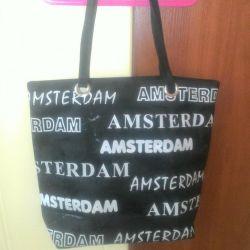 Amsterdam'dan yeni çanta