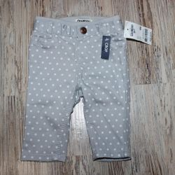 Фирменные джинсы для маленькой модницы