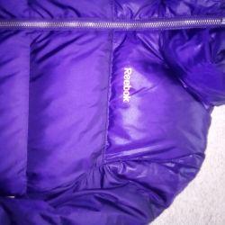 Down jacket Reebok size L