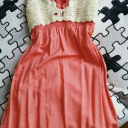 Новое летнее платье р42