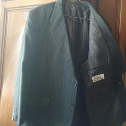 Пиджак  Pour Homme  54-60.Рост178-180.