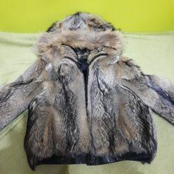 Cool Wolf Coat
