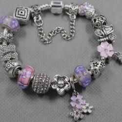 Pandora Style Bracelet 1985