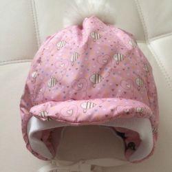 Καπέλο για ένα κορίτσι