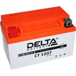 Baterie pentru motociclete DELTA (GEL)