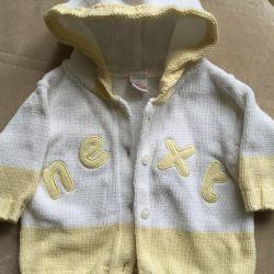 jacket next 0-3 months