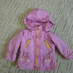 Jacket for the girl autumn