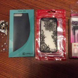 IPhone 7+ için Kapaklar; 5s