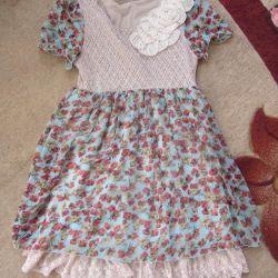 Easy dress for the summer