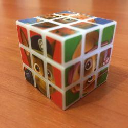 Кубик-рубика Щенячий патруль, размер 3 см!