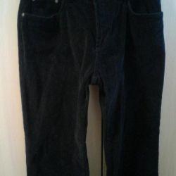Men's new corduroy pants