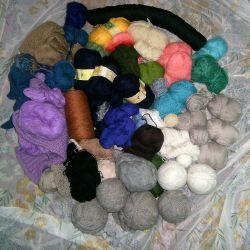 Assorted yarn No. 2