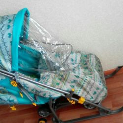 Sledge - stroller