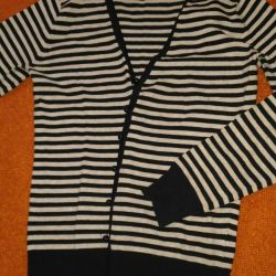 Tricot cardigan pulover
