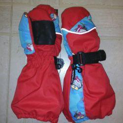 Mittens, gloves