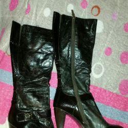 Boots of Vasconte