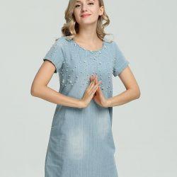 Новое платье (деним)