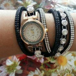 Ρολόγια γυναικών. Νέα.
