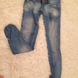 Mango, Armani, Teranova jeans