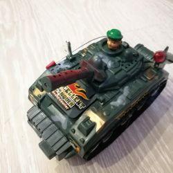 New toy tank