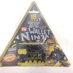 Multitalule Wallet Ninja 18 in 1