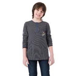Çizgili yeni lingslive (t-shirt)