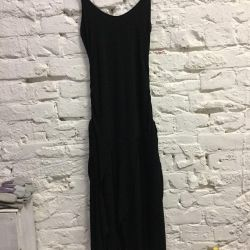 Черное платье для сальсы