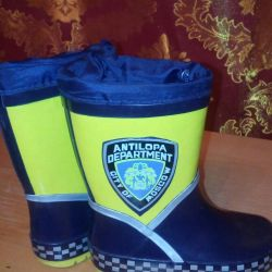 Rubber boots 24 size