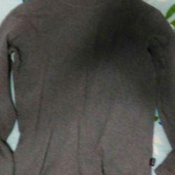 Balıkçı yaka sweatshirt