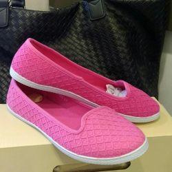 Ballet Shoes New 37p Espadrilles