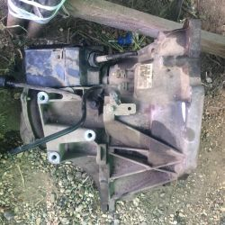 МКПП Форд Фокус 2 двигатель 1.6