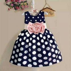Детское платье - сарафан ( новое)