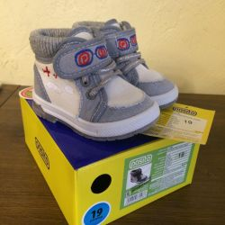 Ботинки детские (кеды)