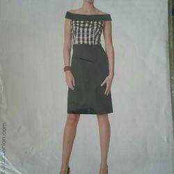 Pattern FASHION LINE dress
