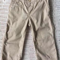Τα παντελόνια για αγόρι 12 μηνών