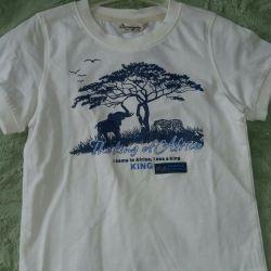 T-shirt new r. 110