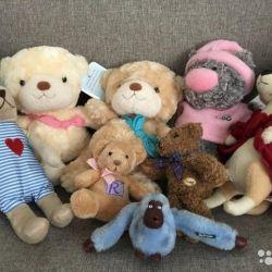 Çocuklar için oyuncaklar