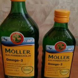 Рыбий жир Мoller