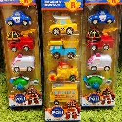 Mașini Robocar Polly
