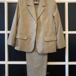 Costume for a boy height 146 cm + pants in a gift