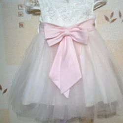 Delicate dress for 1,5-2 years