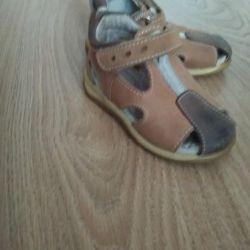 Sandale p.21 nubuc