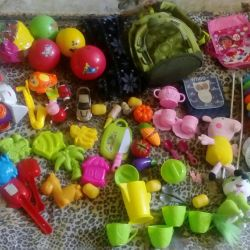 Toys new and used (for all)