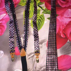 Italian branded neckties